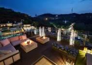 [요즘 호텔&]서울신라호텔서 루프탑 가든과 심야 수영을 동시에