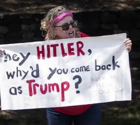 '인종분열' 불붙인 <!HS>트럼프<!HE>, 2020 백인 유권자에 '올인'했다