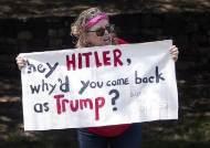 '인종분열' 불붙인 트럼프, 2020 백인 유권자에 '올인'했다