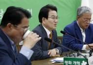 민주평화당 비당권파, 결국 정동영과 결별···분당 수순