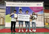 건국대 전기전자공학부 학생들, 지능모형차 경진대회 우승