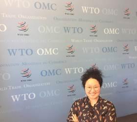 [김기환의 나공⑥] 日에 날린 '<!HS>후쿠시마<!HE> 어퍼컷'···WTO 검투사로 뜬 예비신부