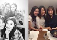 SNSD Members Gather Up for a Surprise Reunion