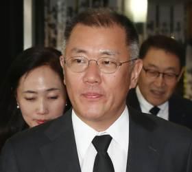 정의선 일본행…다음 타깃 우려 자동차 부품 수급 점검