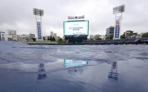 비로 연기 된 퓨처스 올스타전과 홈런 레이스