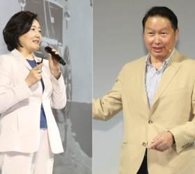 불화수소 국산화 책임 놓고, <!HS>최태원<!HE> 반박에 박영선 재반박