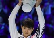 '남자 사브르 간판' 오상욱, 펜싱 세계선수권 개인전 金