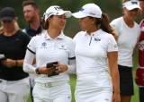 """LPGA 첫 매치 대회 치른 선수들, 이구동성 """"재미있어요"""""""