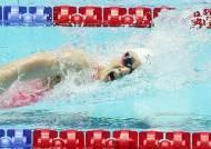 [사진] '인어공주' 한국 수영의 자존심 세운다