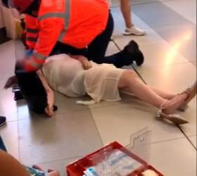 만삭 임신부까지 공격했다···홍콩 한밤 '백색 테러' 쇼크