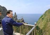 """민주당 7년 전 MB 독도 방문엔 """"반일 감정 편승 말라""""라더니"""