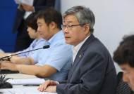 """이재갑 """"일본 수출 제한은 재난, 특별 연장근로 허용"""""""