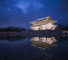 [권혁재 핸드폰사진관] 경복궁의 밤, 조선의 시간으로 걷다