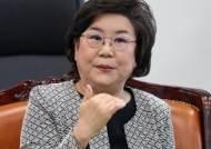 """이혜훈 """"北미사일 발사, 한미훈련·첨단무기 도입 불만 표출"""""""