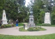 공원 온 듯 편안한 베토벤 묘지서 우리 장묘문화를 생각하다