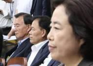 """정양석, 박순자 사태에 """"서로 금도 넘어…1년 전 의총 인준"""""""