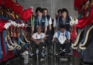 [서소문사진관]'유엔군 참전의 날'과 '전승절', 남과 북의 정전협정 66주년 기념
