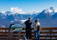 생각만 해도 서늘~ 얼음계곡 걷고 온천까지 즐기는 밴프 여행