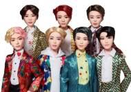 방탄소년단 인형 'BTS 패션돌' 국내 대형마트서도 판매