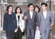 """대안 없는 황교안…""""청와대 발표문 조율 때 보고만 있었다"""""""