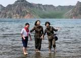 남<!HS>북<!HE> 정상 올랐던 장군봉·천지에서 기념사진 찍어보자, 北 백두산 관광사업 박차