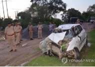 정치인 성폭행 폭로한 소녀, 의문의 교통사고로 중태