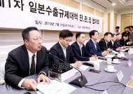 """박용만, 국산화 외친 여권에 """"日기술 잡으려면 반세기 걸린다"""""""