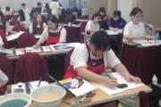 """""""30년 미술교류 끊을 수 없어""""…일본 학생·교사 41명 부산 축제 참여"""