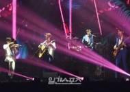 '슈퍼밴드 콘서트' 감동 환희 선사한 슈퍼 천재 밴드의 명품 공연
