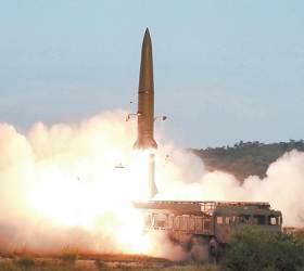 미국, '<!HS>북한<!HE> 미사일 <!HS>도발<!HE>' 전략적 외면…<!HS>북한<!HE>의 다음 노림수는