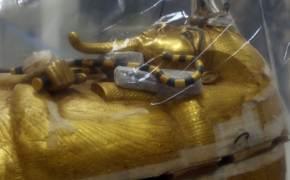 3000년만에 발굴 황금마스크 투탕카멘, 97년만에 또 잠든다