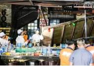 언제 무너지냐 시간문제였던 광주 붕괴 클럽 복층 무대