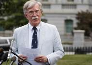 """볼턴 """"미사일 亞 배치는 한·일 등 동맹국 방어…중국이 위협"""""""