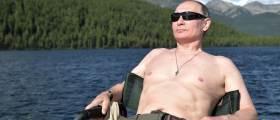 [<!HS>서소문사진관<!HE>] 20년 집권 푸틴의 연출 전략<!HS>,<!HE> '강하고 섬세한 남자'