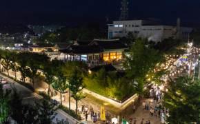 잠 못 드는 여름밤, 국악 선율과 수제 맥주에 취하다