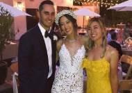 미셸 위, 'NBA 전설' 제리 웨스트 아들과 결혼