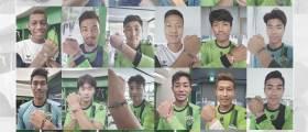 프로축구 전북, <!HS>위안부<!HE> <!HS>할머니<!HE> 위해 '희망나비 팔찌' 착용