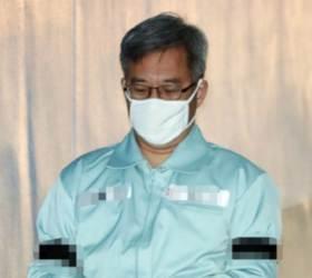 '<!HS>댓글<!HE><!HS>조작<!HE> 혐의' <!HS>드루킹<!HE>, 항소심서 징역 3년으로 감형