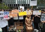 1400번째 정기 수요집회…일본·미국 등 10개국서 동시에 열린다