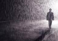 강렬하고 우아한 '첨단 폭우', 세계적 설치작품 '레인룸' 온다