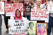 """""""밤 되면 일본인에 성폭행""""…필리핀 위안부 피해자의 절규"""