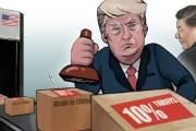 """트럼프, 中 무역협상 관련 """"합의 이루길 원해…中이 보복하면 최후 보복"""""""