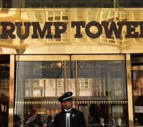 """""""트럼프 화나게하려면""""…트럼프타워 앞 도로명 '<!HS>오바마<!HE>거리'로 변경 청원올라"""