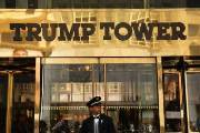 """""""트럼프 화나게하려면""""…트럼프타워 앞 도로명 '오바마거리'로 변경 청원올라"""