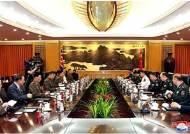 한·미 보란듯 북·중 군사회담···북한군 서열 1위 김수길 갔다