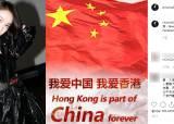 """유역비 이어 빅토리아도 중국 지지…""""홍콩은 중국의 일부"""""""