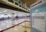 """대한항공, 일본노선 대폭 축소…""""7월 중순부터 수요 감소 지속"""""""