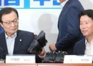 """이인영 """"26일까지 확정 안 되면 27일 조국 '국민청문회'추진"""""""