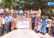 플랜코리아, 현대로템과 '인도 델리 내 식수 환경 기반의 교육 환경 개선사업' 완공식