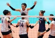 유종의 미 거둔 여자 배구, 중국 꺾고 아시아선수권 3위